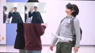 SIGGRAPH 2015 - Emerging Technologies Trailer