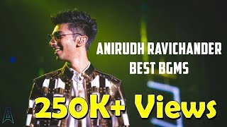 Anirudh Best Bgms Mash Up | Skyline Remix