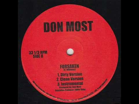 Don Most   Forsaken