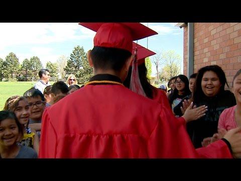 Jefferson High graduates visit local elementary schools to inspire kids