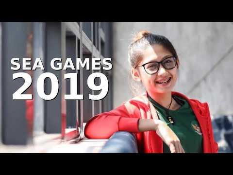 Pesona Zahra Muzdalifah, Bidadari Timnas Putri Indonesia