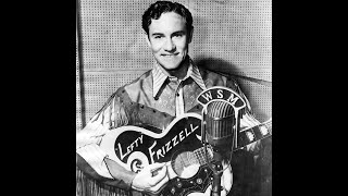 Early Lefty Frizzell - Lost Love Blues (1952). YouTube Videos