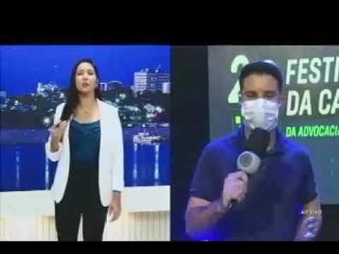 SIC TV divulga Festival da Canção da Advocacia Rondoniense