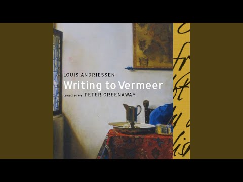 Writing to Vermeer, scene 3