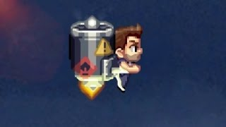 Jetpack Joyride - All Jetpacks Unlocked (iPad)