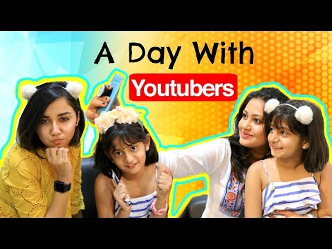 A Day With YOUTUBE Stars ...... #MyMissAnand #YTFF #FanFest #Vlog