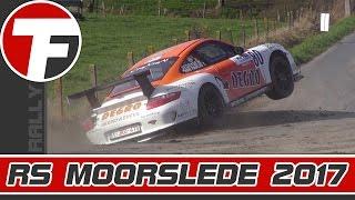 Rallysprint van Moorslede 2017 + Crashes Spins Mistakes