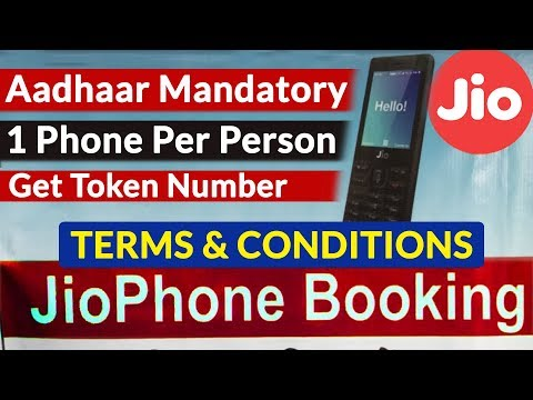 Jio Phone Bookings Now Open: Documents You Need, Terms & Conditions, Delivery Date