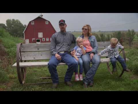 """South Dakota Soil Story """"Cover Crops and Grazing"""" with the Namken Ranch"""