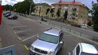 12.09.2018 Советск авария на ул. Гагарина