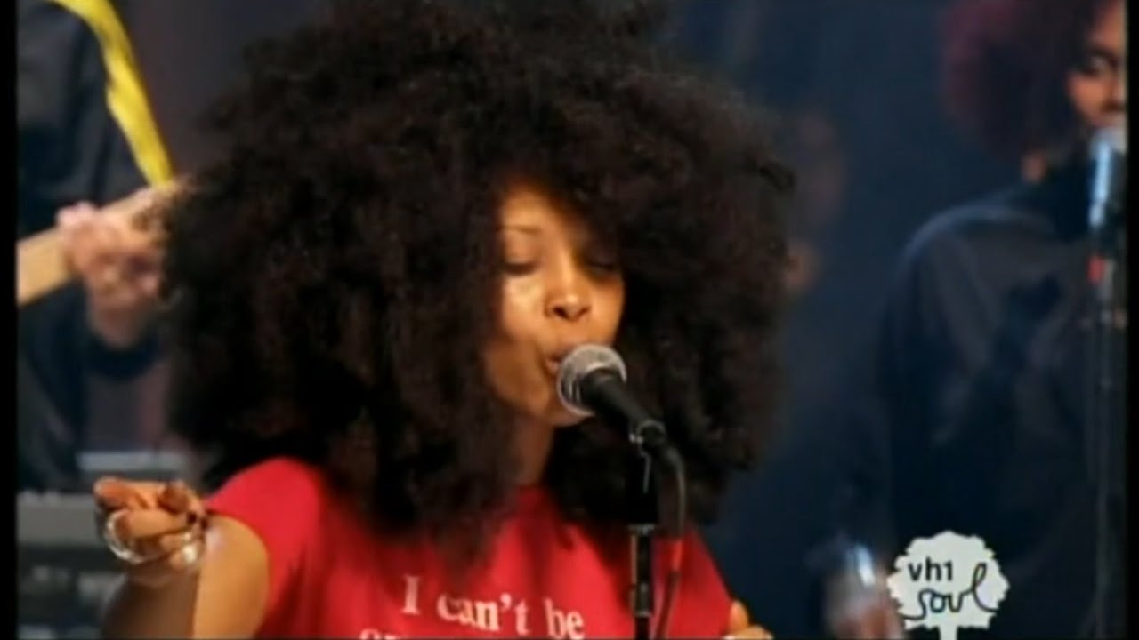 Erykah Badu Live From Vh1 Soul Stage 2008 Youtube