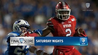 Highlights: Strong ground attack gives No. 14 Utah football ninth straight win over rival BYU
