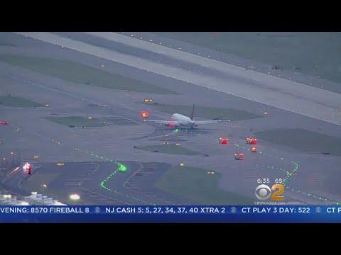 Emergency Landing At JFK Airport