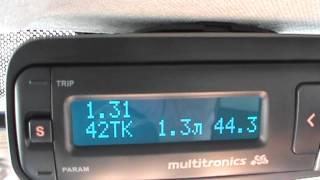 Бортовой маршрутный компьютер Multitronics VG1031UPL