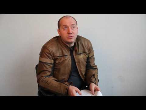 Серёжа Бурунов на роль Яковлева + сцена из пилота (позже переснятая из-за несовпадения причёски)