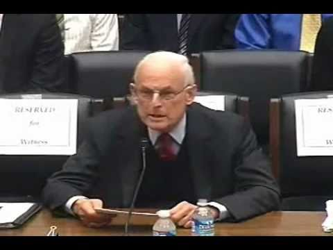 Monetary Policy Hearing (3/17/2011) - Lewis Lehrman