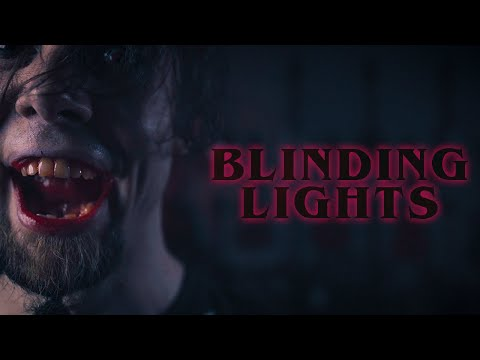 The Weeknd - Blinding Lights (metal cover by Leo Moracchioli)