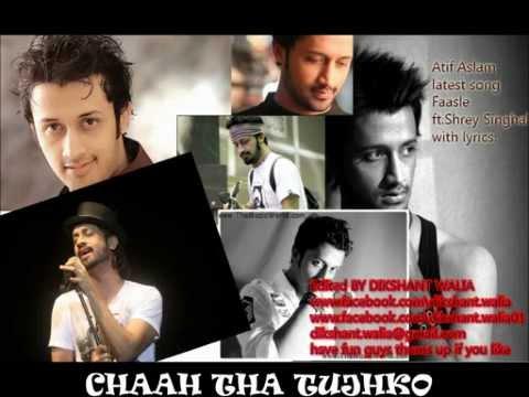 Atif Aslam latest song Faasle ft Shrey Singhal with lyrics1