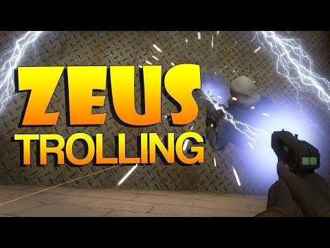 CS:GO - Zeus Trolling! #2