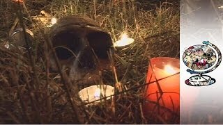 Witches under threat in Romania