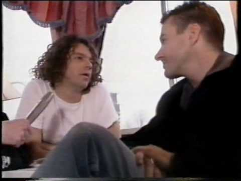 INXS - Interview - London - 15th December 1990
