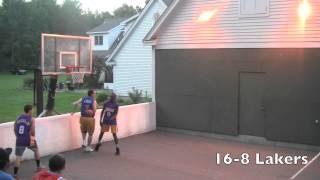 Mini Basketball League -- Lakers vs Knicks 2013