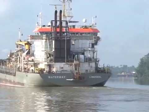 Update on Dredging of Calabar River