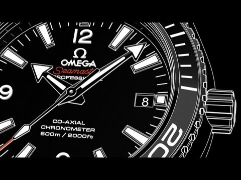 OMEGA Seamaster Planet Ocean Calibre 8500/8501/8507 - Video Manual