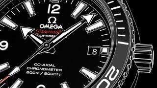 Omega Seamaster Планета Океан калібру 8500/8501/8507 - відео інструкція