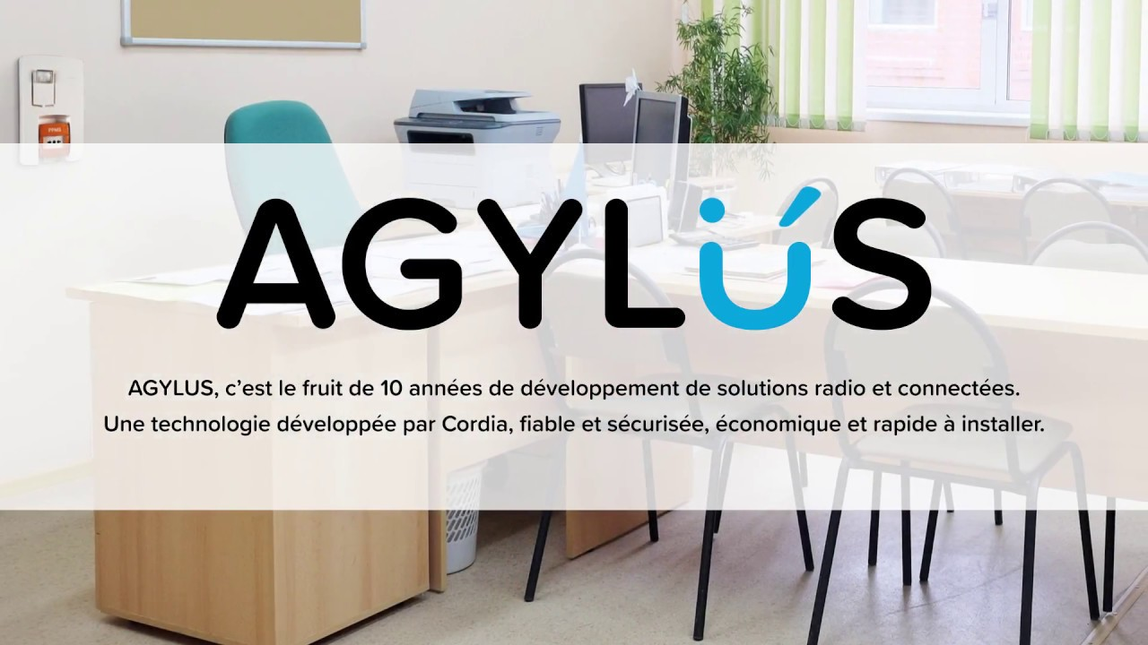 agylus alarme type 4 radio incendie et ppms alerte attentat intrusion youtube. Black Bedroom Furniture Sets. Home Design Ideas