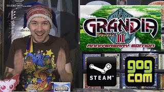 Why YOU Should Buy Grandia II Anniversary Edition on Steam/GOG