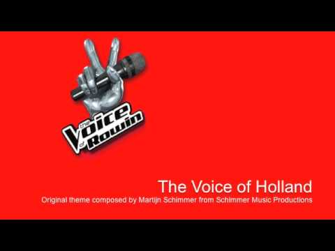 The Voice of Holland original theme and instrumental