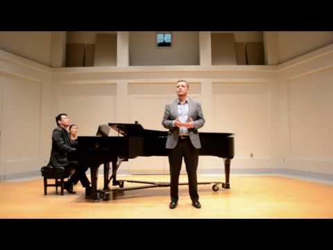 Ernest Chausson Selections - Benjamin Smith, Tenor