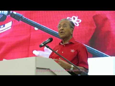 20170717 Najib PENYANGAK pertama jadi PM Msia