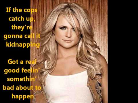 Miranda Lambert ft Carrie Underwood - Somethin' Bad