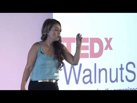 Perseverance and the power of not giving up | Christine Krzyzanowski | TEDxWalnutStWomen