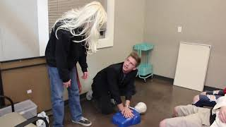 the office cpr