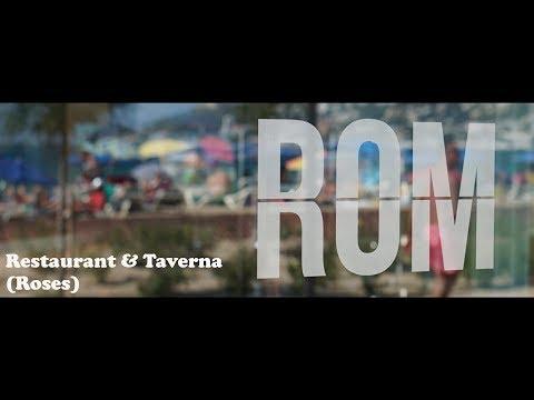 ROM Restaurant & Taverna, Roses (Girona)