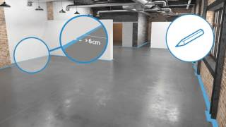 Marmoleum Modular - Installation guide