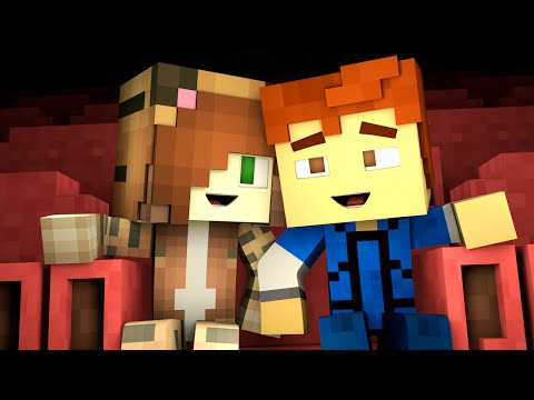 Minecraft Daycare - MOVIE THEATRE !?