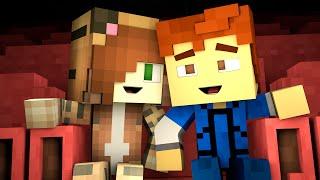 Minecraft Daycare - MOVIE KISS  !?