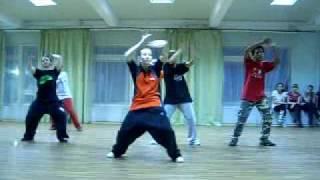choreo to Munga - My own thing Video