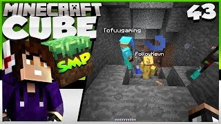 Minecraft: The Cube SMP! Episode 43 - ABBA QUESTIONNAIRE!