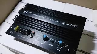Mạch sub 12v khủng max 1000w BLJ 190 ( Sản phẩm hết thời gian khuyến mại)