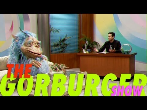 The Gorburger Show - Carson Daly [Episode 14]