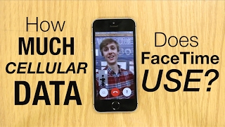 How Much Cellular Data Does FaceTime Use?