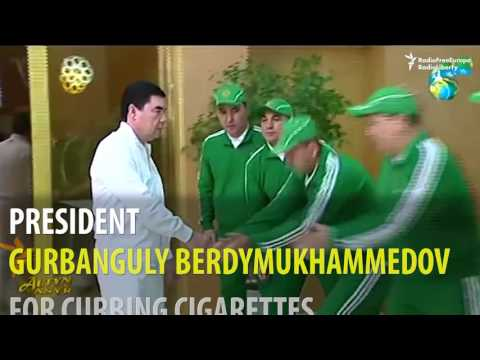 Legal Cigarette Sales Stop In Turkmenistan