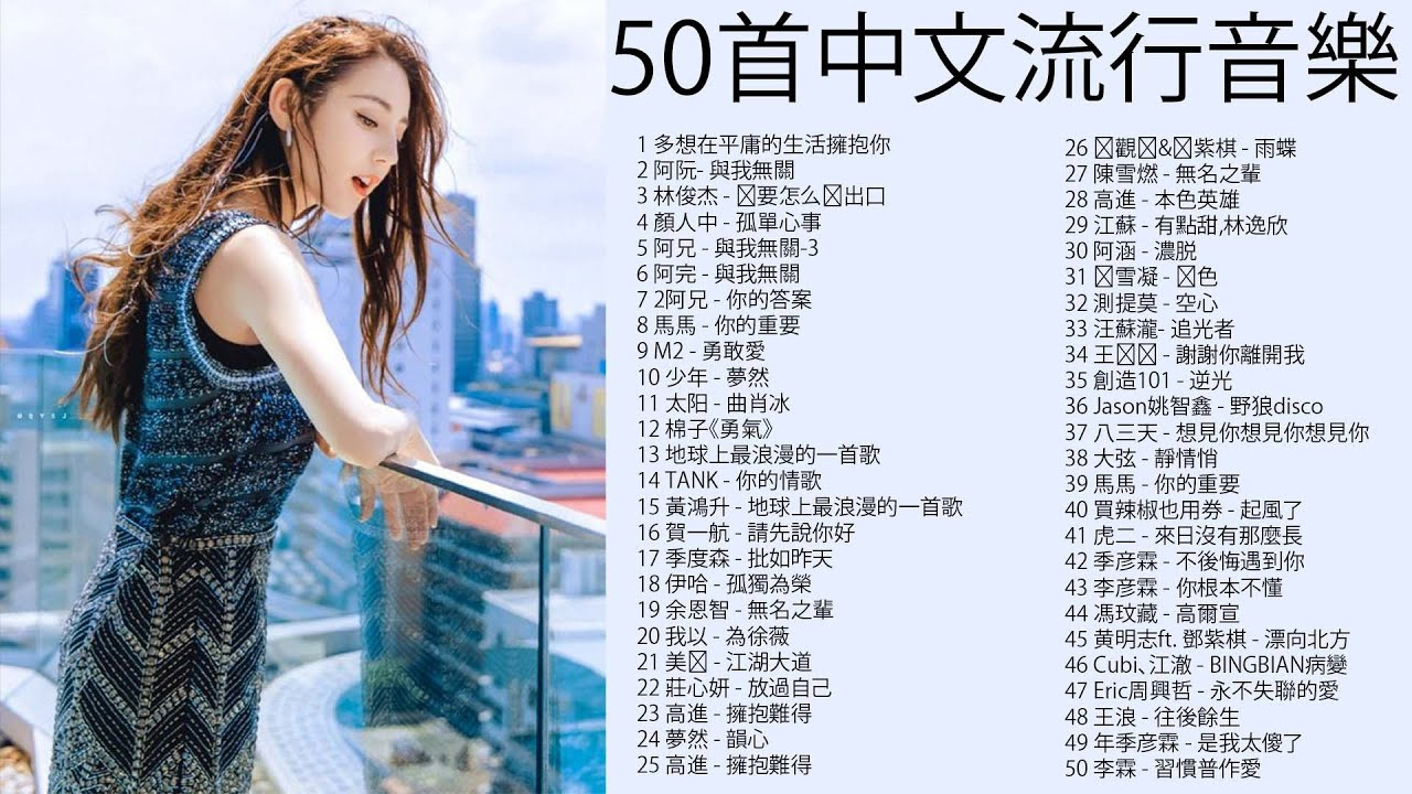 202120212021 Top Chinese Songs 2021