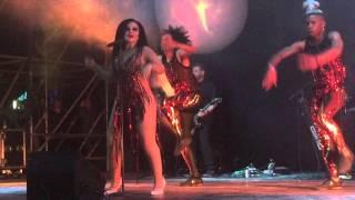 Fangoria - Fiesta en el infierno - Sansan Festival 2016