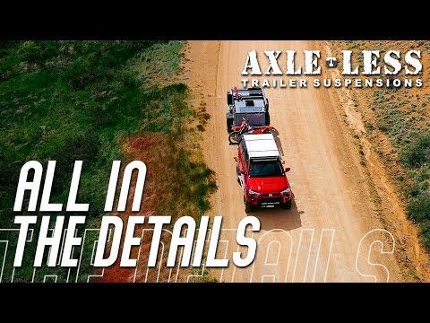 It's All In The Details - Axle-Less Trailer Suspension | Timbren Industries